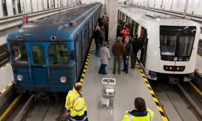 Közlekedés elektronika - metró